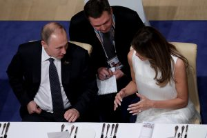 V. Putinas mato naują bendradarbiavimo erą valdant D. Trumpui