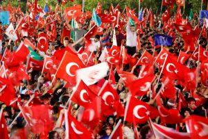 Metai po nepavykusio perversmo: kas pasikeitė Turkijoje?