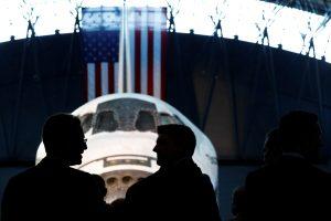 Kodėl JAV astronautai išėjo į atvirą kosmosą?