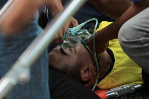 Mirtis sporto aikštėje: kur glūdi priežastys?