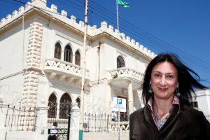 Žurnalistės nužudymas Maltoje: už idiliško salos įvaizdžio – nusivylimas
