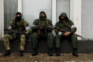 Luhansko separatistų kova dėl valdžios: prisidėjęs ir Kremlius?