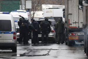Šaudynių Maskvoje kaltininkas: vieną pašoviau mirtinai. Štai tokia istorija.