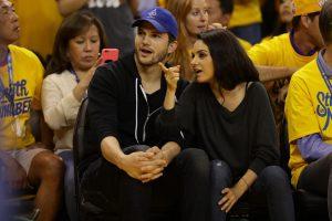 Aktoriai M. Kunis ir A. Kutcheris turės antrą vaiką