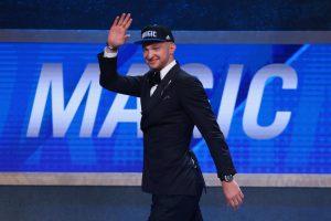 D. Sabonis NBA naujokų biržoje savo pavardę išgirdo vienuoliktas