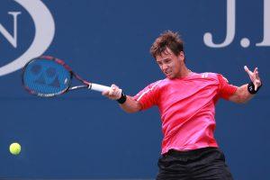 Daviso taurė: Lietuvos ir Estijos teniso rinktinės kovos pajėgiausių sudėčių