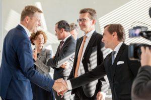 Vilnius pasirašė 25 mln. eurų paskolos sutartį