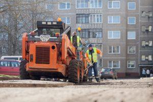 Sužinok, kaip Vilnius atsinaujina šiemet (prasideda tvarkymo darbai)