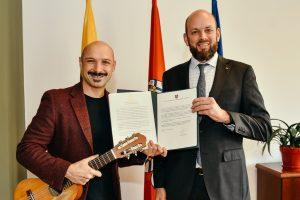 Naujuoju Kolumbijos garbės konsulu Lietuvoje tapo J. Didžiulis