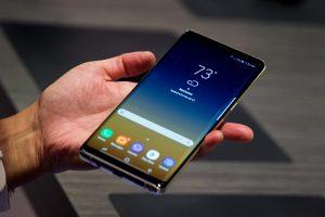 """Pasauliui pristatytas naujasis """"Samsung Galaxy Note 8"""""""