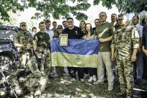 L. Linkevičius: Lietuva toliau teiks paramą Rytų Ukrainos regionams