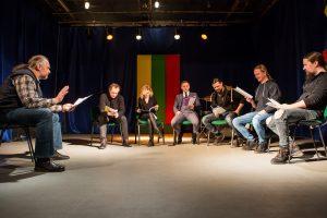 """""""Priesaika"""": patriotinės roko operos gimimas"""