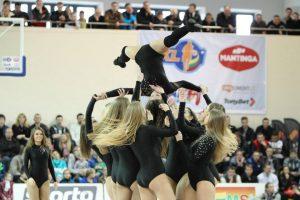 2014-2015 metų sezone NKL klubai aplankė vienuolika šalies mokyklų