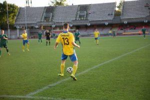 """Kauno """"Spyris"""" susigrąžino LFF pirmosios lygos lyderio poziciją"""