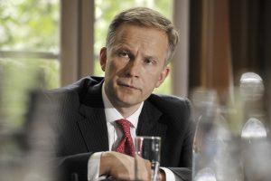 Latvijos banko vadovas: euras baigia Baltijos šalių rinkų sujungimą