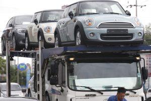 """BMW ir """"Mercedes"""" 2014 metais džiaugėsi naujais rekordais"""