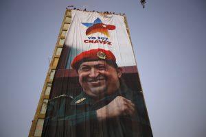 H. Chavezo mirties metinės trumpam sustabdė smurtą Venesueloje