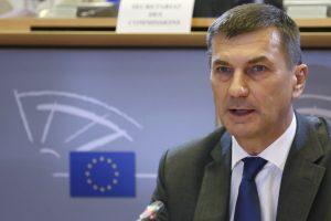 Į Lietuvą atvyksta EK pirmininko pavaduotojas A. Ansipas