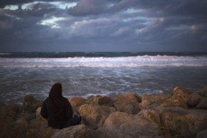 Prie Kretos – kelių šimtų migrantų gelbėjimo operacija