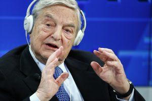 G. Sorosas: valdžios priespauda Vengrijoje dabar didesnė nei sovietų laikais