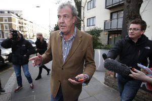 """BBC atleido """"Aukščiausios pavaros"""" vedėją J. Clarksoną"""