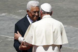 Vatikanas pasirašė istorinę sutartį su Palestina