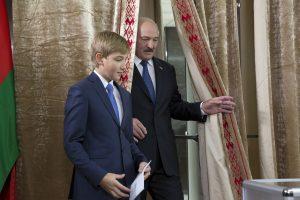 Ką atskleidė rinkimai Baltarusijoje?