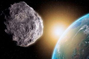 Per Heloviną prie Žemės priartės didžiulis asteroidas