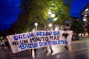 Ispanijos teismas nurodė paleisti kalinamą ETA narę