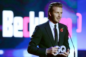 D. Beckhamas išrinktas stilingiausiu metų vyru