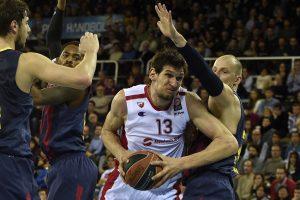 ULEB Eurolygos krepšinio turnyro turas baigėsi Ispanijos ir Graikijos klubų pergalėmi