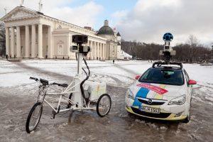 """Aiškėja """"Google"""" planai Lietuvoje"""