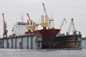 Laivų statytojų optimizmą temdo tik geopolitika