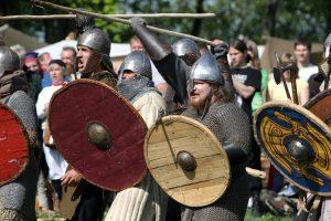 Trakuose – viduramžių savaitgalis