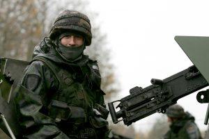 Kas nuveikta Lietuvos kariuomenėje 2015-aisiais