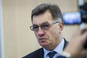 Premjeras: IAE uždarymo projektų rangovai veikia teisėtai
