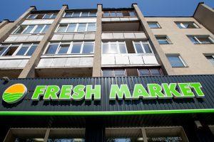 "Ekspertai: ""Fresh Market"" tyla rodo akcininkų nesutarimus"
