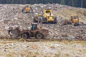 K. Trečiokas apie atliekų krizę Vilniuje: tai verslo planas