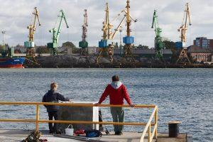 Uosto gilinimas: kur dėti užterštą gruntą?