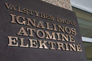 """Ignalinos AE vadovas: susitarimas su """"Nukem"""" grąžina projektą """"ant bėgių"""""""