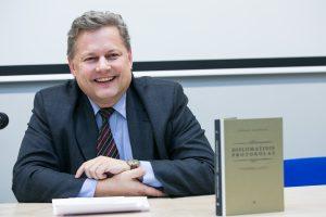E. Ignatavičius: Lietuva norėtų, kad Baltarusijos įmonės aktyviau investuotų