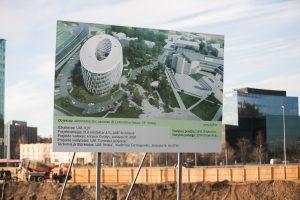 """""""Lords LB"""" verslo centrą """"K29"""" statančios įmonės kapitalą didina iki 5,3 mln. eurų"""