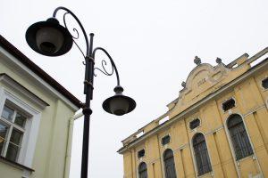 """Vilnius miesto apšvietimą modernizuos be """"Gemmo"""""""