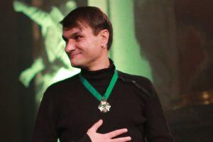 "Poetui R. Stankevičiui - ""LATGA - A"" premija"