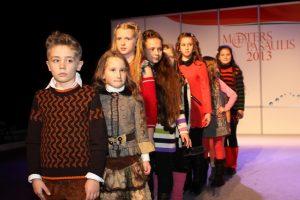 """""""Rūbų artelė"""" pristatė vaikiškų drabužių rudens - žiemos kolekciją"""
