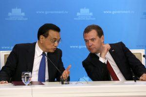Maskvą ir Pekiną ketinama sujungti greituoju geležinkeliu
