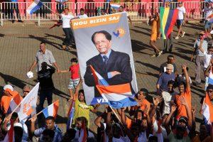 Mauricijaus parlamento rinkimuose – triuškinama opozicijos pergalė
