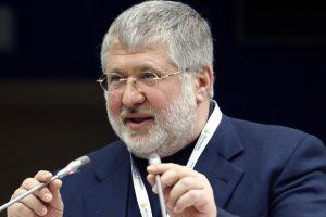 I. Kolomoiskis – negailestingas oligarchas, laikantis taikos Ukrainoje raktą