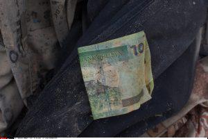 Libijoje užpultas banko mikroautobusas, pagrobta 54 mln. JAV dolerių