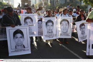 Meksikoje sugautas meras, kaltinamas dėl studentų dingimo
